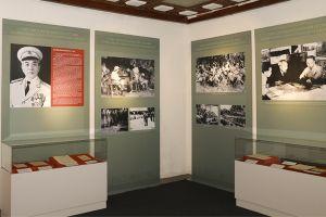 Triển lãm 'Tướng lĩnh Quân đội nhân dân Việt Nam qua những trận đánh, chiến dịch tiêu biểu trong hai cuộc kháng chiến'