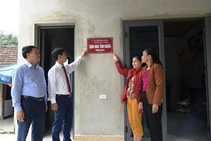 Agribank CN Hà Tĩnh II dành hơn 580 triệu đồng hỗ trợ người nghèo