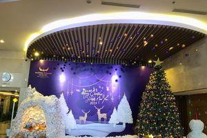 Chiêm ngưỡng loạt ảnh gần 60 khách sạn Mường Thanh tưng bừng đón Noel