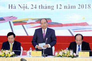 Lễ ra mắt Ủy ban Quốc gia ASEAN 2020