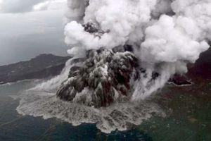 Indonesia lo sóng thần tiếp tục tấn công