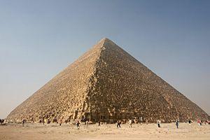 Tuyên bố cực sốc về cách xây kim tự tháp Ai Cập