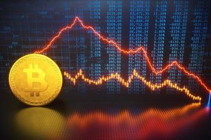 Bitcoin giảm mạnh