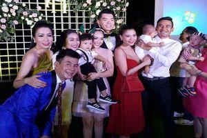 Trương Nam Thành và nữ đại gia tổ chức đám cưới trong đêm Giáng sinh