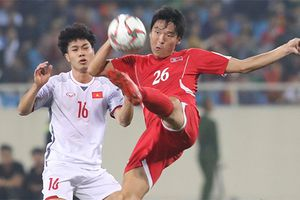 Tuyển Việt Nam hòa Triều Tiên 1-1 trong trận cầu nhiều thử nghiệm của HLV Park Hang-seo