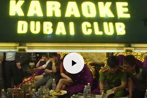 Cô giáo tiểu học là người đưa ma túy vào phòng hát karaoke