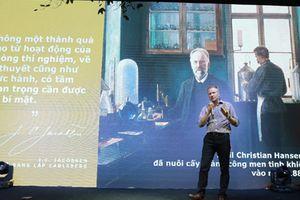 Carlsberg Việt Nam và 25 năm theo đuổi sự hoàn hảo