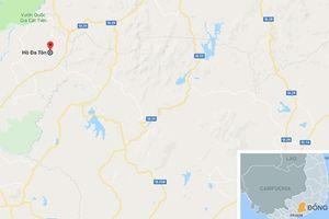 Đồng Nai: Chìm thuyền trên hồ Đa Tôn khiến ba người thiệt mạng
