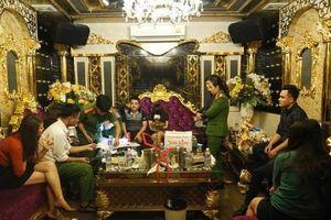 Vụ 13 người tham gia 'tiệc' ma túy: Đình chỉ cán bộ kiểm lâm