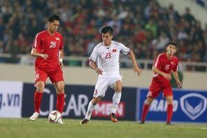 Kết quả bóng đá Việt Nam - Triều Tiên: Siêu phẩm đá phạt, kết quả mỹ mãn