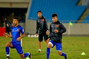 Đội tuyển Việt Nam - Triều Tiên: Thử nghiệm cho Asian Cup 2019