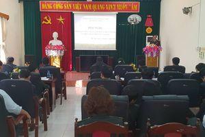 Hà Nam: Nhiều chuyển biến trong công tác thanh tra