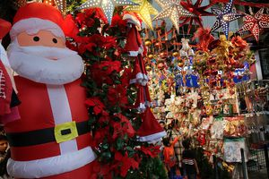 Các nước trên thế giới đón Giáng sinh như thế nào? (Phần 2)