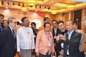 Việt Nam mong muốn chia sẻ cùng Myanmar chính sách, kinh nghiệm xây dựng Chính phủ số