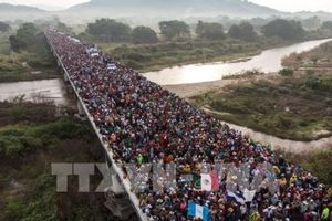 Mexico không chấp nhận quy chế 'nước thứ ba an toàn' với người di cư