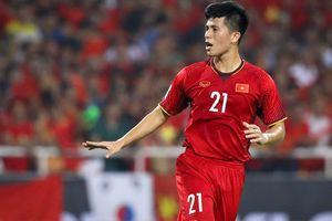 Đình Trọng trở lại tham gia Asian Cup 2019?
