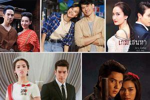 10 bộ phim truyền hình Thái Lan đáng xem nhất của channel 3 năm 2018 (Phần 1)