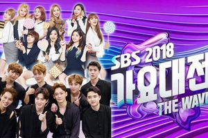 2018 SBS Gayo Daejun: TWICE - Red Velvet 'song kiếm hợp bích', sân khấu có 1-0-2 của EXO và nhiều hơn thế!