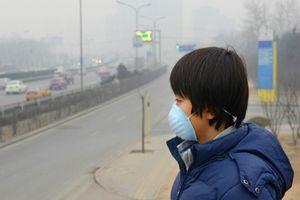 Trẻ em bị ảnh hưởng nhiều nhất do ô nhiễm không khí