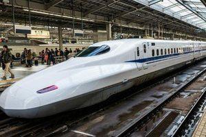 Tàu tốc độ cao chạy Hà Nội - TP HCM chỉ mất 5 giờ
