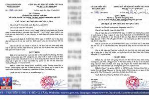 Cách chức lãnh đạo trường Mẫu giáo tại Gia Lai vì nhiều sai phạm