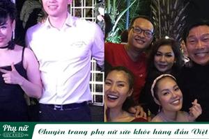 Trương Nam Thành làm đám cưới với vợ đại gia hơn 15 tuổi trong đêm Giáng sinh