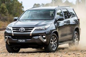 Xe Toyota bị kiện vì lỗi bộ lọc khí thải