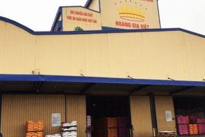 Hải Dương: Không lập lại ĐTM, doanh nghiệp thức ăn chăn nuôi bị phạt 340 triệu đồng