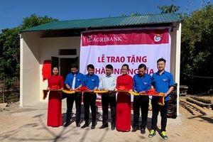 Tuổi trẻ Agribank chung tay xóa nhà tạm cho hộ nghèo tỉnh Sơn La