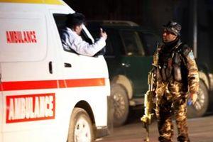 Nổ súng tại cơ quan chính phủ Afghanistan, ít nhất 29 người chết