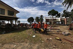 Thảm họa sóng thần Indonesia: Số người chết tăng lên 429 người