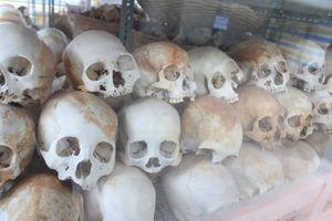 Chuyện kinh hoàng ở vùng đất Tây Nam: Những hộp sọ u buồn và bức tường chùa đẫm máu