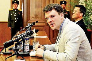 Tòa án Mỹ đề nghị Triều Tiên bồi thường 500 triệu USD cho gia đình Otto Warmbier