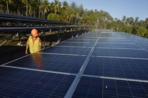Các công ty than Indonesia đa dạng hóa đầu tư vào năng lượng tái tạo