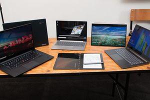 Những mẫu laptop nổi bật nhất trong năm 2018