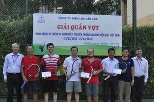 Công đoàn PC Đắk Lắk: Tổ chức Hội thao chào mừng Ngày truyền thống ngành Điện