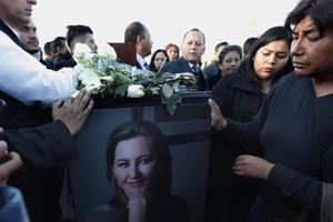 Mexico mời chuyên gia Mỹ điều tra vụ tai nạn máy bay trực thăng