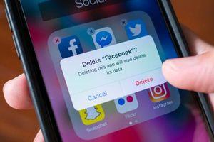 Cách cai nghiện Facebook khi sử dụng iPhone