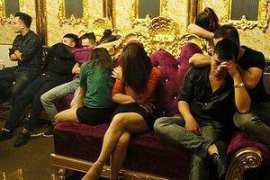 Vụ 13 đối tượng mở 'tiệc ma túy': Tạm giữ hình sự 3 đối tượng, xử phạt hành chính 10 người
