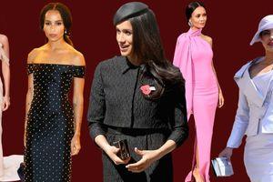 10 ngôi sao nữ có phong cách ăn mặc đẹp nhất năm 2018