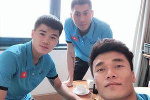 Lục Xuân Hưng phải nói lời chia tay Asian Cup 2019 và phản ứng bất ngờ của thủ môn Bùi Tiến Dũng