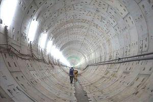 TPHCM: Thay đổi thiết kế 170 m tường vây Me'tro số 1 tiết kiệm gần 93 tỷ đồng