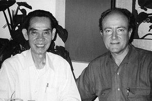 Cuộc gặp định mệnh của người chép sử về Phạm Xuân Ẩn