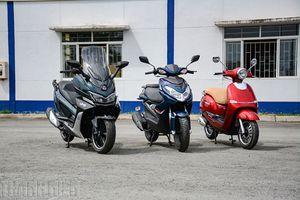 Bộ 3 xe mới UMG Selena, Damon và RT250i cạnh tranh thế nào tại Việt Nam