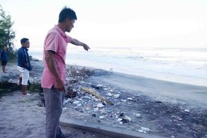 Thừa Thiên Huế: Sạt lở bờ biển trầm trọng, dân lo âu