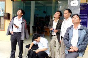 Đà Nẵng: Diễn tập vận hành loa, đèn cảnh báo sóng thần