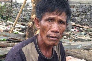 Người đàn ông Indonesia buộc phải đưa ra quyết định nghiệt ngã