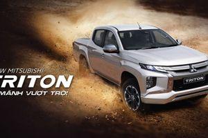 Mitsubishi Việt Nam công bố cấu hình chi tiết của Triton 2019