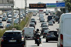 EU nhất trí cắt giảm 37% lượng khí thải ô tô vào năm 2030