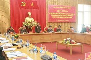 Hội thảo Điều lệnh đội ngũ và Nghi lễ CAND